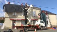 Dégâts considérables en Charente après le passage de la grêle