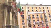 Espagne : coup d'envoi des fêtes de Pampelune