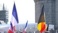 Mondial : l'amitié France / Belgique