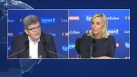 """Jean-Luc Mélenchon sur Nantes : """" Je ne ferai pas du maintien de l'ordre idéologique et moral"""""""