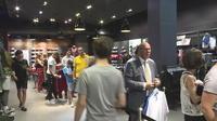 Les ventes des maillots français explosent