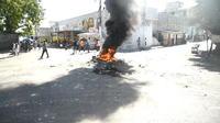 Haïti : Crise du carburant