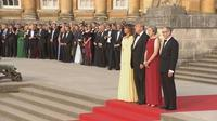 Donald Trump est arrivé à Londres pour une visite sous tension