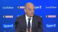 """J.-M. Blanquer : """"Plus de 90 % des bacheliers généraux ont une place"""""""