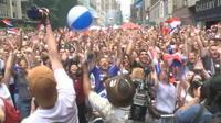 Les Bleus célébrés dans le Monde entier