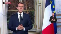 Emmanuel Macron annonce la poursuite des réformes