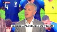 «Gilets jaunes» : «il y a de plus en plus de gens qui n'arrivent pas à joindre les deux bouts», constate Didier Deschamps