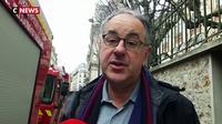 Explosion à Paris : l'émotion reste forte