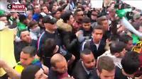 Démarrage d'une grève générale en Algérie