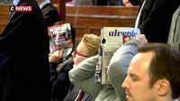Vol d'une pièce d'or géante en Allemagne : les accusés nient en bloc