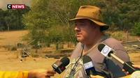 L'Australie frappée par de violents incendies
