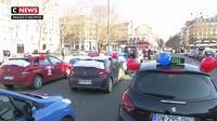 Des auto-écoles manifestent ce lundi contre une réforme du permis de conduire
