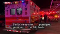 Trente blessés dans des turbulences lors d'un vol reliant Istanbul à New-York