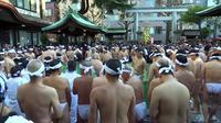 Japon : le rituel du bain glacé du nouvel an