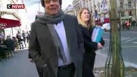 Bernard Tapie évoque son cancer et ses projets
