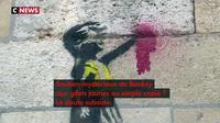 Le street artist Bansky au soutien des « gilets jaunes » ?