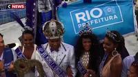 Le carnaval de Rio officiellement lancé