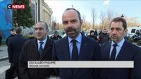 Edouard Philippe : «Aucune cause ne justifie cette violence»