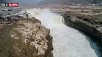 Un fleuve rugit de nouveau en Chine