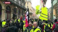 Gilets jaunes : les commerçants de Bordeaux à bout