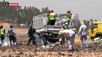 Crash en Ethiopie : l'hommage des proches aux victimes