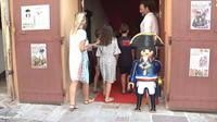 A Ajaccio, la vie de Napoléon se raconte en Playmobil
