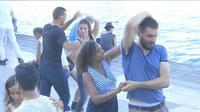 Quai de Seine : alors on danse ?