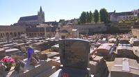 Le cimetière de Charles Aznavour