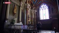 Cinq églises profanées la semaine dernière