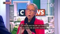 Elisabeth Borne, ministre des Transports s'est exprimé à propos de la limitation à 80 km/h, mais aussi de l'idée d'une taxe kérosène européenne