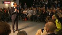 La popularité d'Emmanuel Macron est en hausse