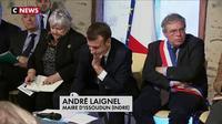 Un élu de l'Indre accuse Emmanuel Macron d'avoir stigmatisé les maires
