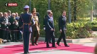 Un déplacement délicat pour Emmanuel Macron au Caire