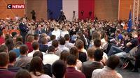 Emmanuel Macron face aux jeunes : plus de 4 heures d'échange