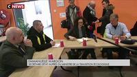 Emmanuel Wargon face aux «gilets jaunes»