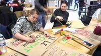 Lille : des lycéens se mobilisent pour le climat
