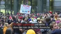 Bruxelles :  70.000 manifestants à la marche pour le climat