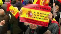 Espagne : Manuel Valls participe à une manifestation organisée par la droite et l'extrême droite espagnole