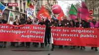 Réforme de la fonction publique : les syndicats appellent au rassemblement