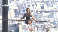 En équilibre au-dessus de Paris