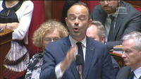 Edouard Philippe répond aux questions sur l'affaire Benalla devant l'Assemblée nationale