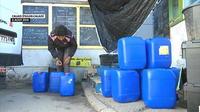Calais : les camps et les migrants sans eau