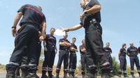 Les pompiers sur le pied de guerre dans le sud