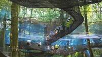 Un parc de loisirs pas comme les autres dans le Pas-de-Calais