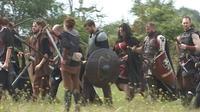 Un jeu de rôles médiéval grandeur nature en Mayenne