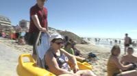 Dispositif Handiplage : la plage accessible à tous
