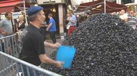 Braderie de Lille : le tas de moules sera de retour cette année