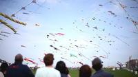 Les cerfs-volants font leur festival à Dieppes