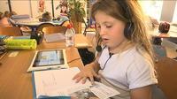 Des tablettes numériques à l?école