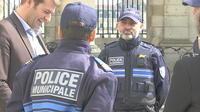 Les Français favorables au port d?armes des policiers municipaux
